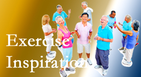 Dr. Le's Chiropractic & Wellness, L.L.C. hopes to inspire exercise for back pain relief by listening carefully and encouraging patients to exercise with others.