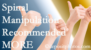 Dr. Le's Chiropractic & Wellness, L.L.C. uses spinal manipulation to get relief from Auburn back pain.