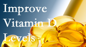 Dr. Le's Chiropractic & Wellness, L.L.C. explains that it's beneficial to raise vitamin D levels.
