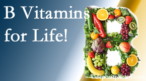 Dr. Le's Chiropractic & Wellness, L.L.C. shares the importance of B vitamins to prevent diseases like spina bifida, osteoporosis, myocardial infarction, and more!