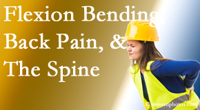 Dr. Le's Chiropractic & Wellness, L.L.C. helps workers with their low back pain due to forward bending, lifting and twisting.