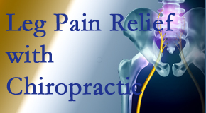Dr. Le's Chiropractic & Wellness, L.L.C. provides relief for sciatic leg pain at its spinal source.