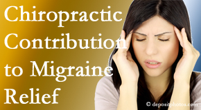 Dr. Le's Chiropractic & Wellness, L.L.C. offers gentle chiropractic treatment to migraine sufferers with related musculoskeletal tension wanting relief.