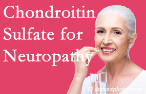 Dr. Le's Chiropractic & Wellness, L.L.C. shares how chondroitin sulfate may help relieve Auburn neuropathy pain.