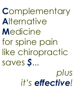 spine pain help from Auburn chiropractors