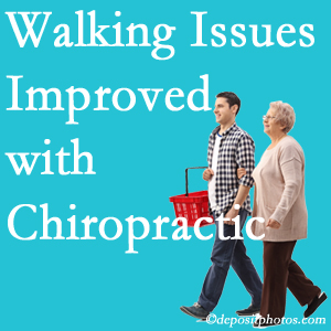 If Auburn walking is a problem, Auburn chiropractic care may well get you walking better.