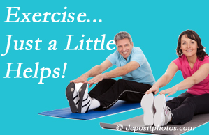 Dr. Le's Chiropractic & Wellness, L.L.C. encourages exercise for improved physical health as well as reduced cervical and lumbar pain.