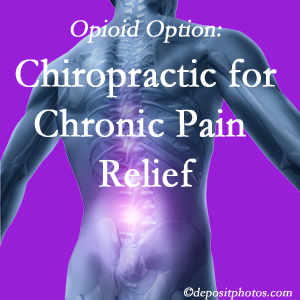 Instead of opioids, Auburn chiropractic is beneficial for chronic pain management and relief.