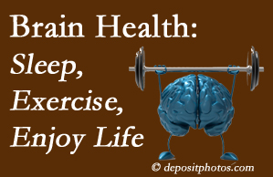 Auburn chiropractic care of chronic low back pain incorporates advice for sleep, exercise and life enjoyment.